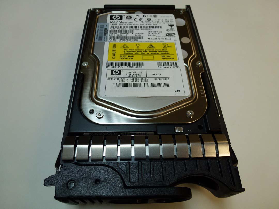 HP A7383-69001