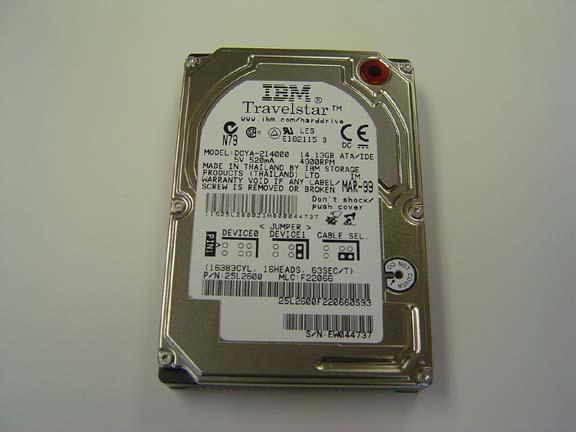 IBM 25L2600