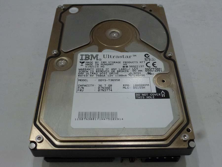IBM 07N3801