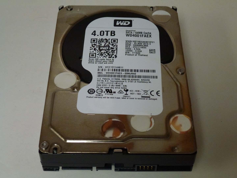 Western Digital WD4001FAEX